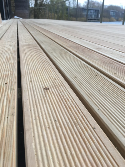Timber and decking replacement